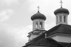 东正教教会 免版税图库摄影