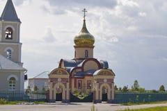 东正教,女修道院 免版税图库摄影