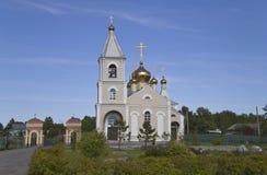 东正教,女修道院 免版税库存图片
