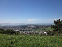东湾加利福尼亚 免版税库存照片