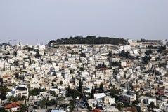 东耶鲁撒冷 免版税库存照片