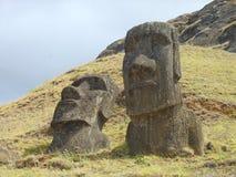 东部海岛,智利 免版税库存图片