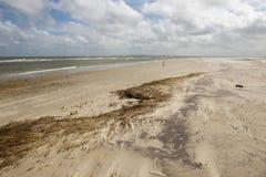东部海滩泰尔斯海灵岛 免版税图库摄影