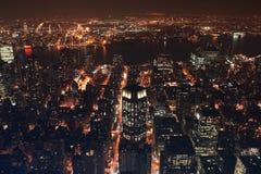 东部的纽约 免版税库存图片