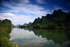 东部的cloudland 免版税图库摄影