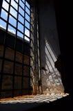 东部老监狱状态视窗 免版税库存照片