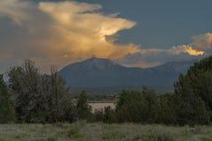 东部西班牙峰顶 库存图片