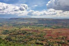 东非大裂谷 免版税库存图片