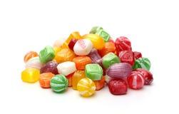 丝带糖果 免版税图库摄影