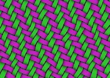 丝带织法 免版税库存图片