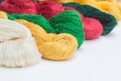 丝绸品种  免版税库存照片