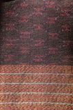丝绸样式泰国丝织物无缝的编织样式纹理背景 库存图片