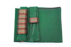 丝绸泰国。 免版税库存图片