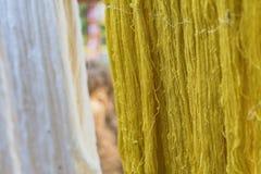 丝绸 库存图片