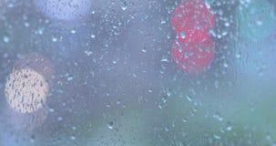 丢弃玻璃雨 影视素材