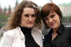 两个朋友 免版税图库摄影