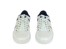 两双体育鞋子 免版税库存图片