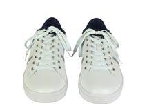 两双体育鞋子 免版税库存照片