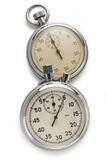 两块秒表 免版税库存照片