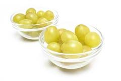 两的十二个葡萄 免版税库存图片