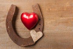两的爱幸福 库存照片