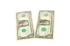 两美元 免版税库存照片