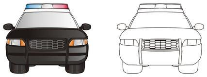 两辆不同汽车 免版税库存图片