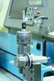 两CNC设备宝石座  免版税库存照片