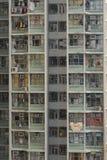严密的挤压公寓 免版税库存图片