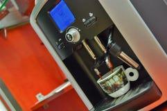严格的浓咖啡 库存图片