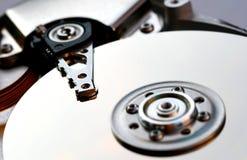 严格计算机的盘 免版税图库摄影