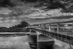 严重的桥梁 免版税图库摄影