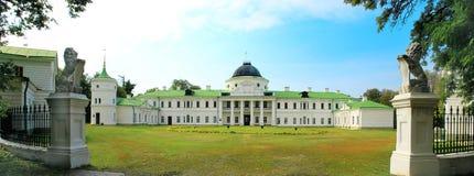 19个世纪宫殿  库存照片