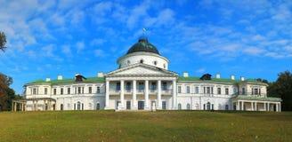 19个世纪宫殿  库存图片