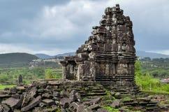 12个世纪寺庙 库存图片