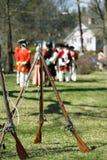 17个世纪步枪 图库摄影