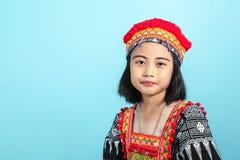 22个亚洲人夫人办公室 图库摄影