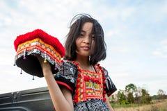 22个亚洲人夫人办公室 免版税图库摄影