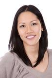 21个亚洲人夫人办公室 库存图片