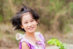 22个亚洲人夫人办公室 免版税库存照片