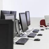 个人计算机室 库存图片
