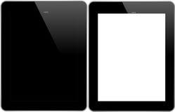 个人计算机片剂 免版税库存图片