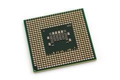 个人计算机的处理器 免版税库存照片