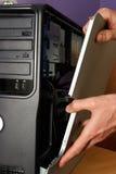 个人计算机维修服务 图库摄影