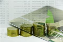 个人贷款财务概念 免版税图库摄影