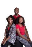 3个兄弟姐妹或朋友 免版税图库摄影