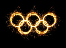 2014个冬天奥运会索契俄罗斯 图库摄影
