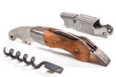 1个刀片刀子军用无格式武器 免版税库存图片