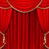 8个剧院阶段 滤网 库存图片