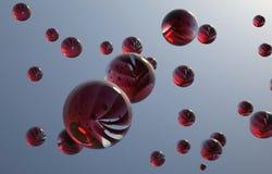 0 8个可用的eps玻璃范围版本 免版税库存图片